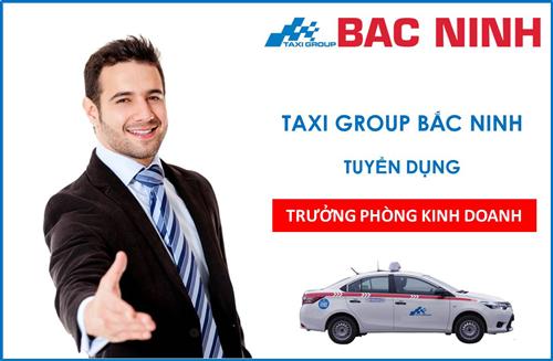Tuyển dụng Trưởng phòng Kinh doanh tại Bắc Ninh