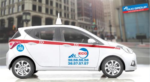 Taxi Group chính thức cung cấp thêm dịch vụ Taxi Group Eco