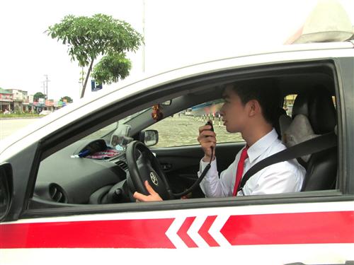 Taxi Group lái xe bằng cả trái tim
