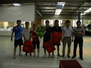 Hoạt động thể dục thể thao của Taxi Group