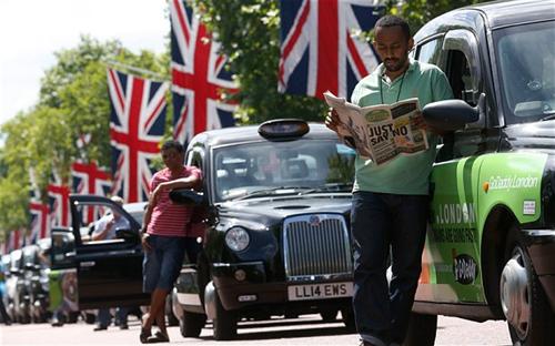 Câu chuyện thú vị về những chiếc taxi trên thế giới