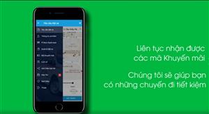 Cách sử dụng mã khuyến mãi trên Taxi Group App