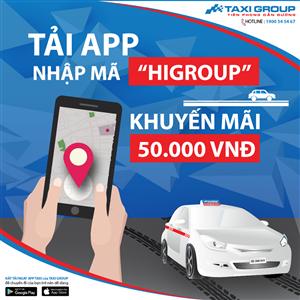 Điều khoản khi sử dụng mã khuyến mãi của Taxi Group App